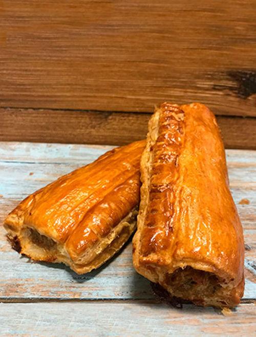 Afbeelding van Saucijzen broodje