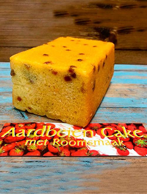 Afbeelding van AardbeienCake - CAKE VAN DE WEEK