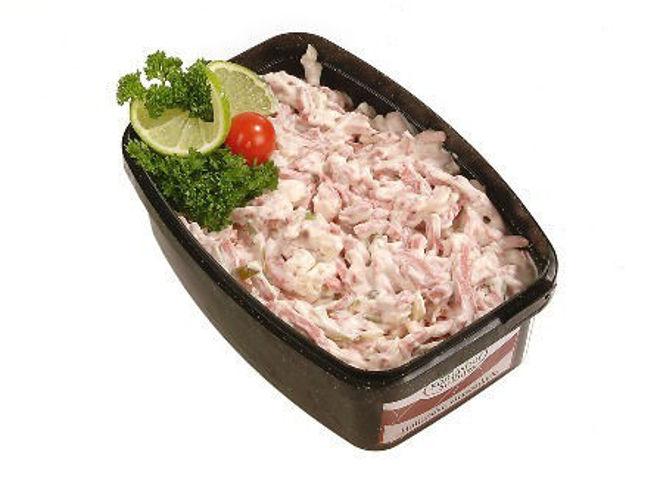Afbeelding van Boerenvlees salade (125 gr.)