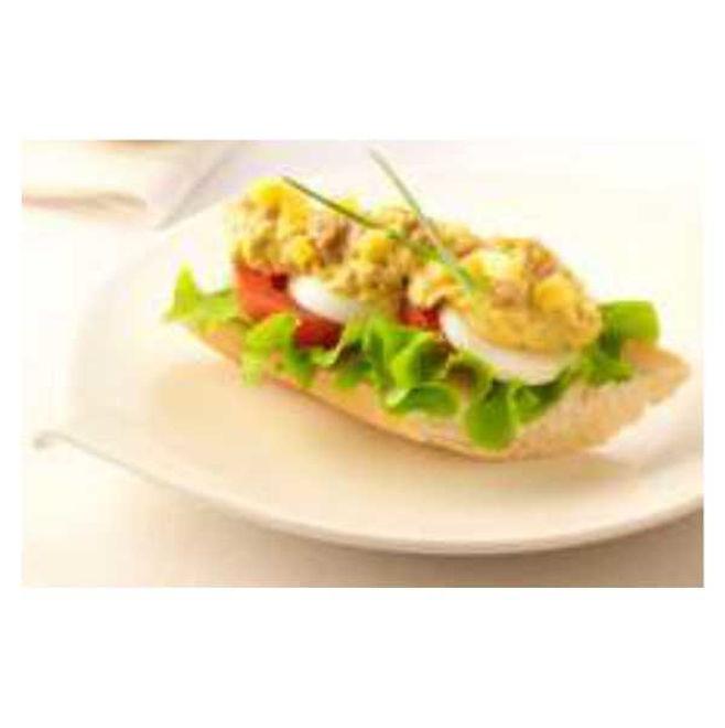 Afbeelding van Pittige kipkerry salade (125 gr.)